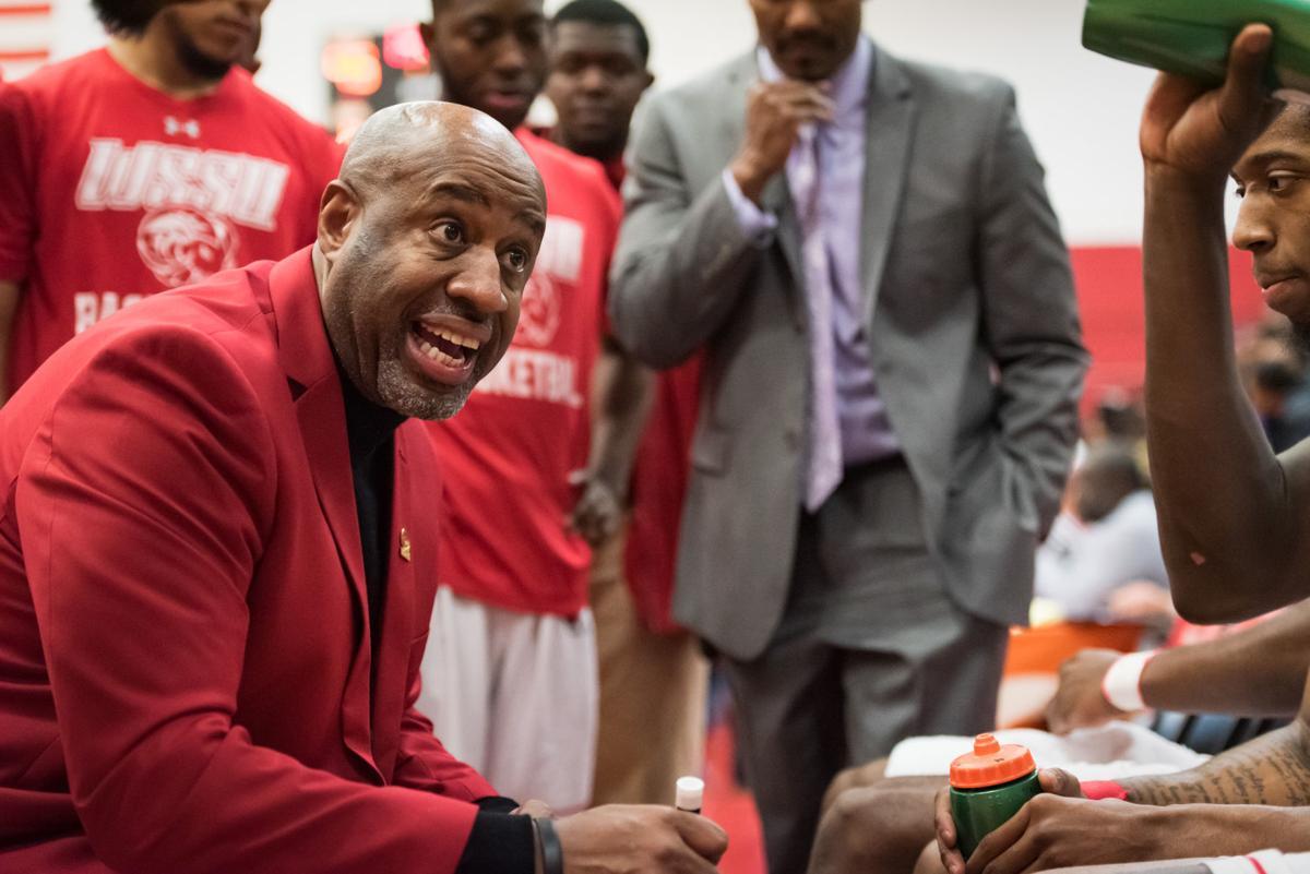 WSSU Johnson Smith Mens Basketball