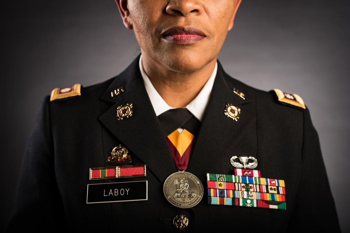 Veterans - Army Lt. Col. Adriana Laboy