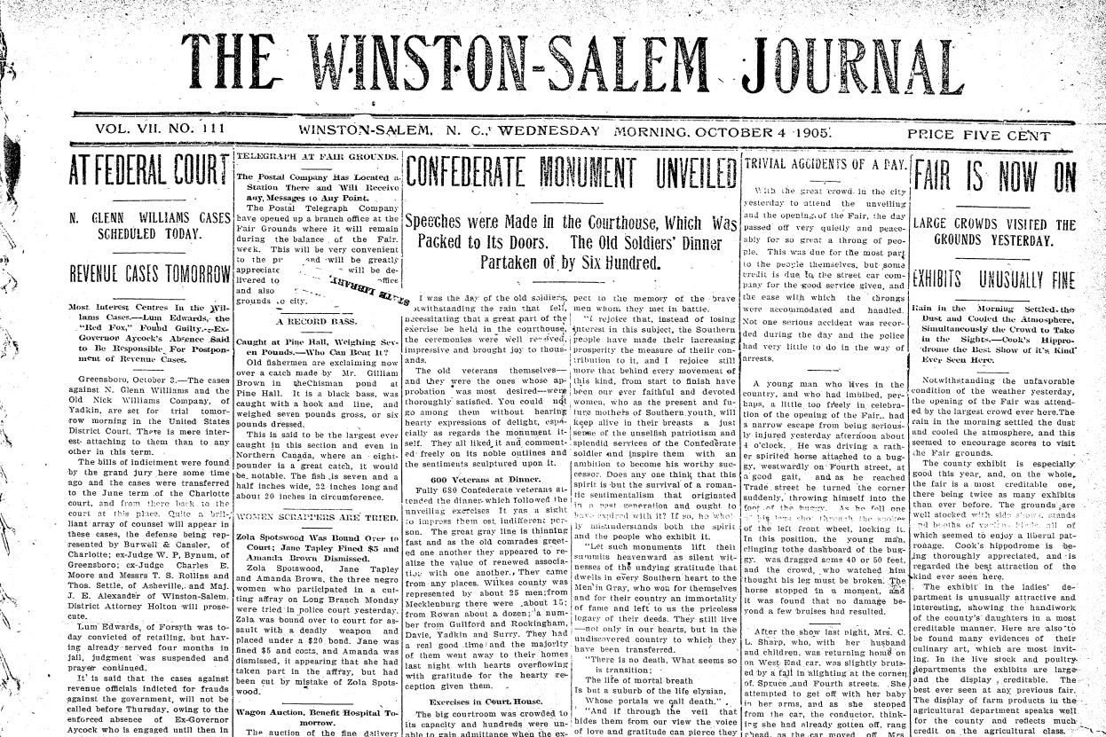WinstonSalem Journal