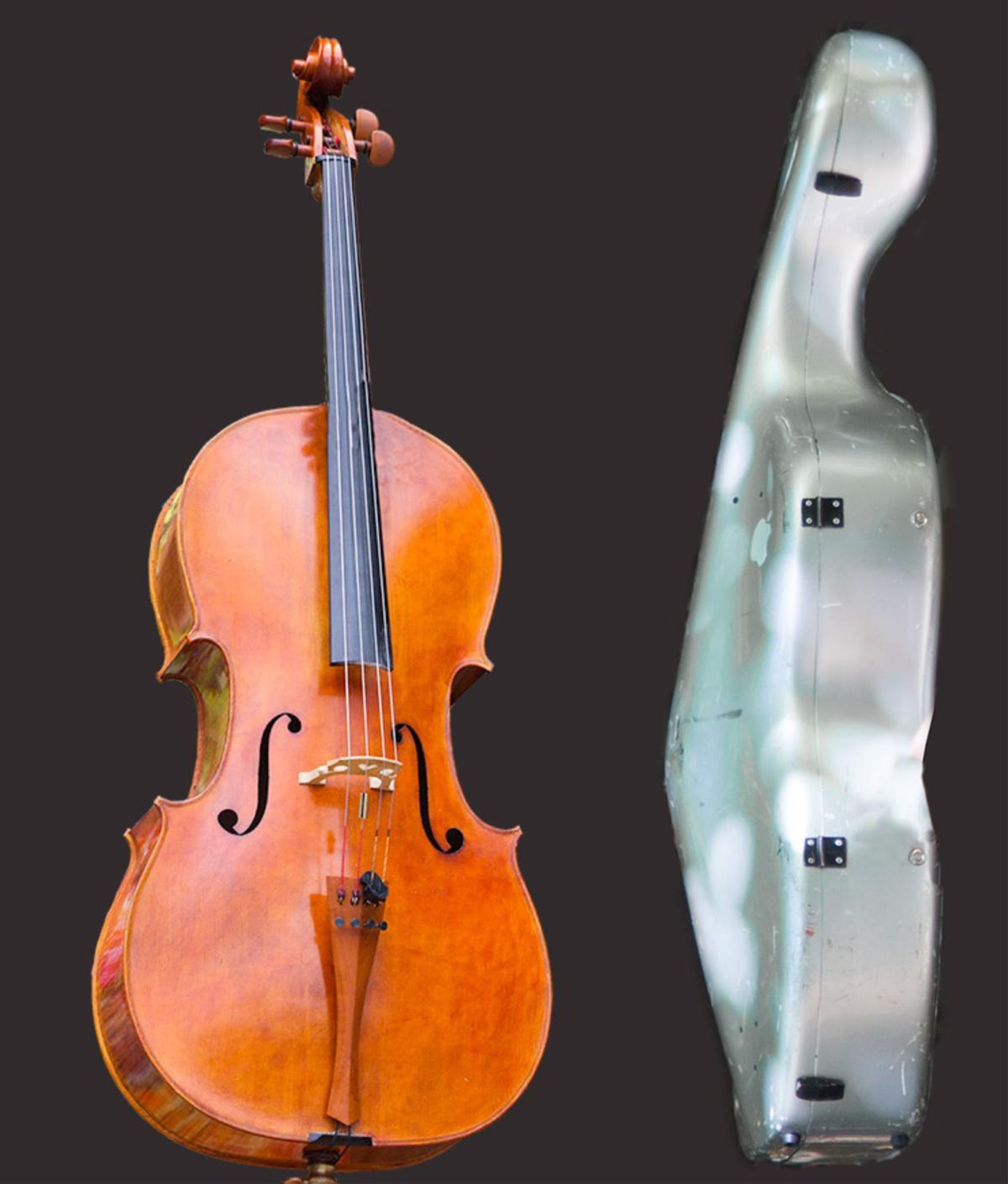 Stolen Cello