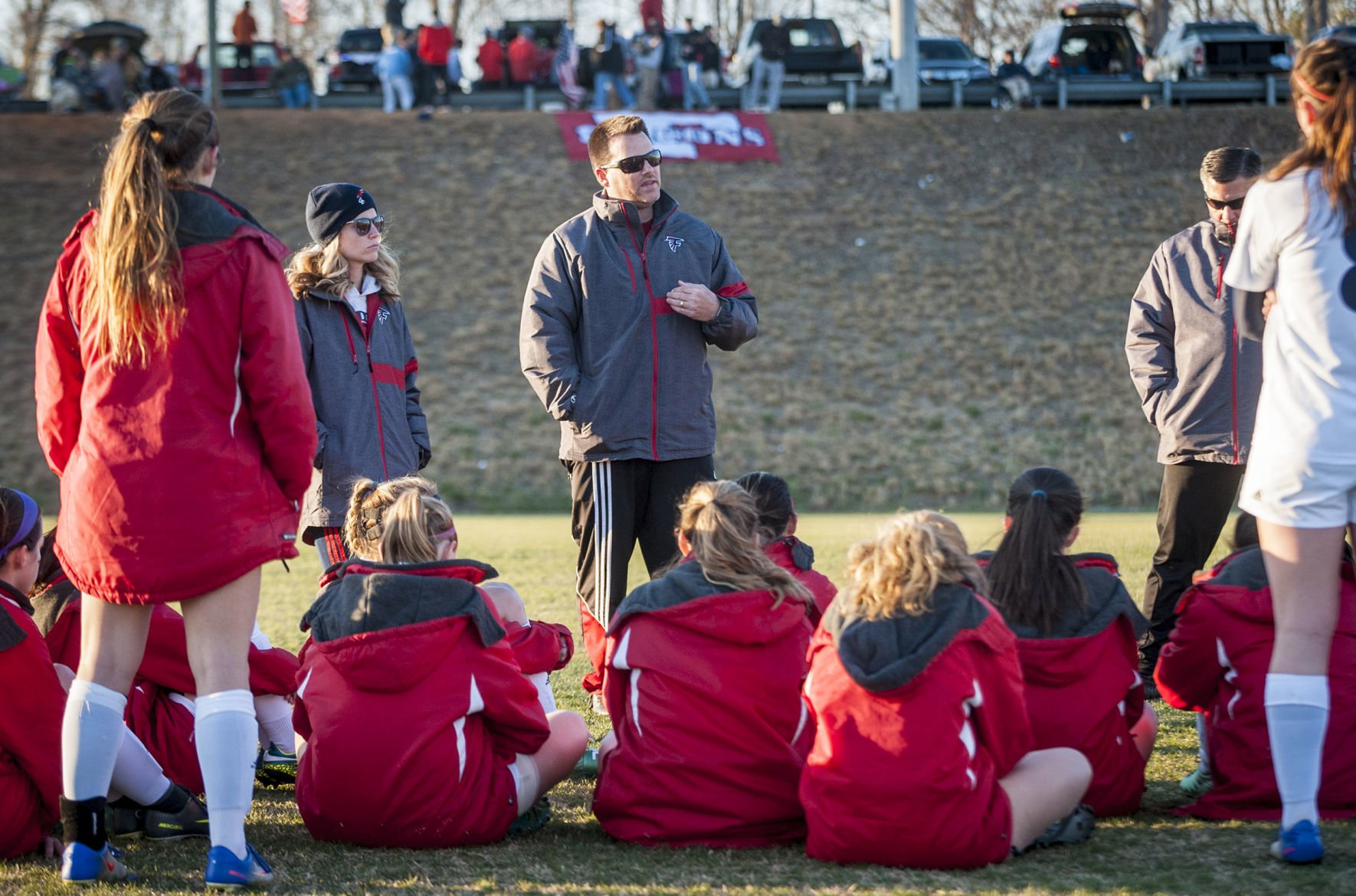 David Marcincavage is the new coach for Forbush girls soccer. He replaces Kenan James, who was suspended in June. | Winston Salem Journal