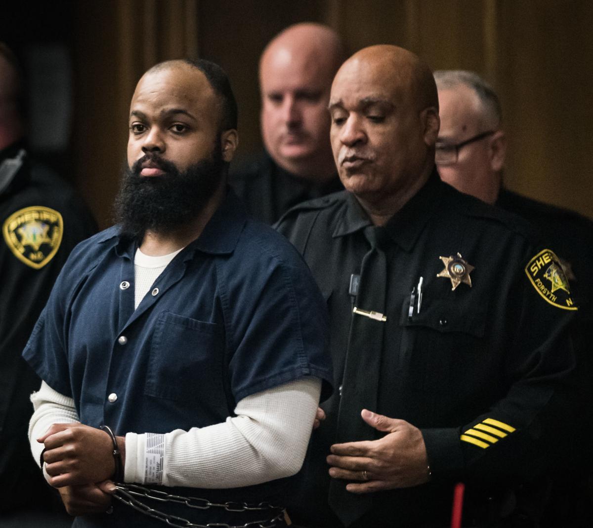 Kinzer Plea Hearing Fatal Shooting of Dominguez