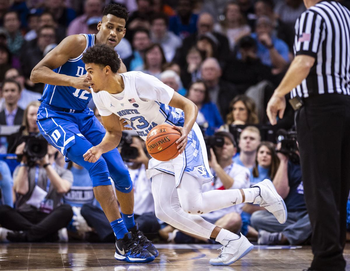 73829bb04b4 Williamson leads Blue Devils over Tar Heels in vintage state showdown |  College | journalnow.com