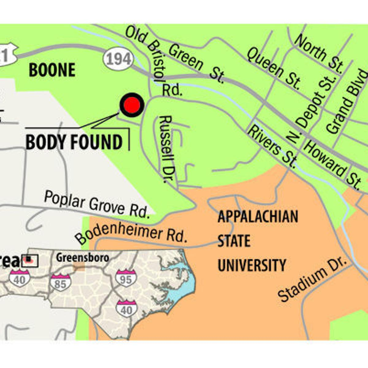 NC police find ID cards for ASU student with body | Local