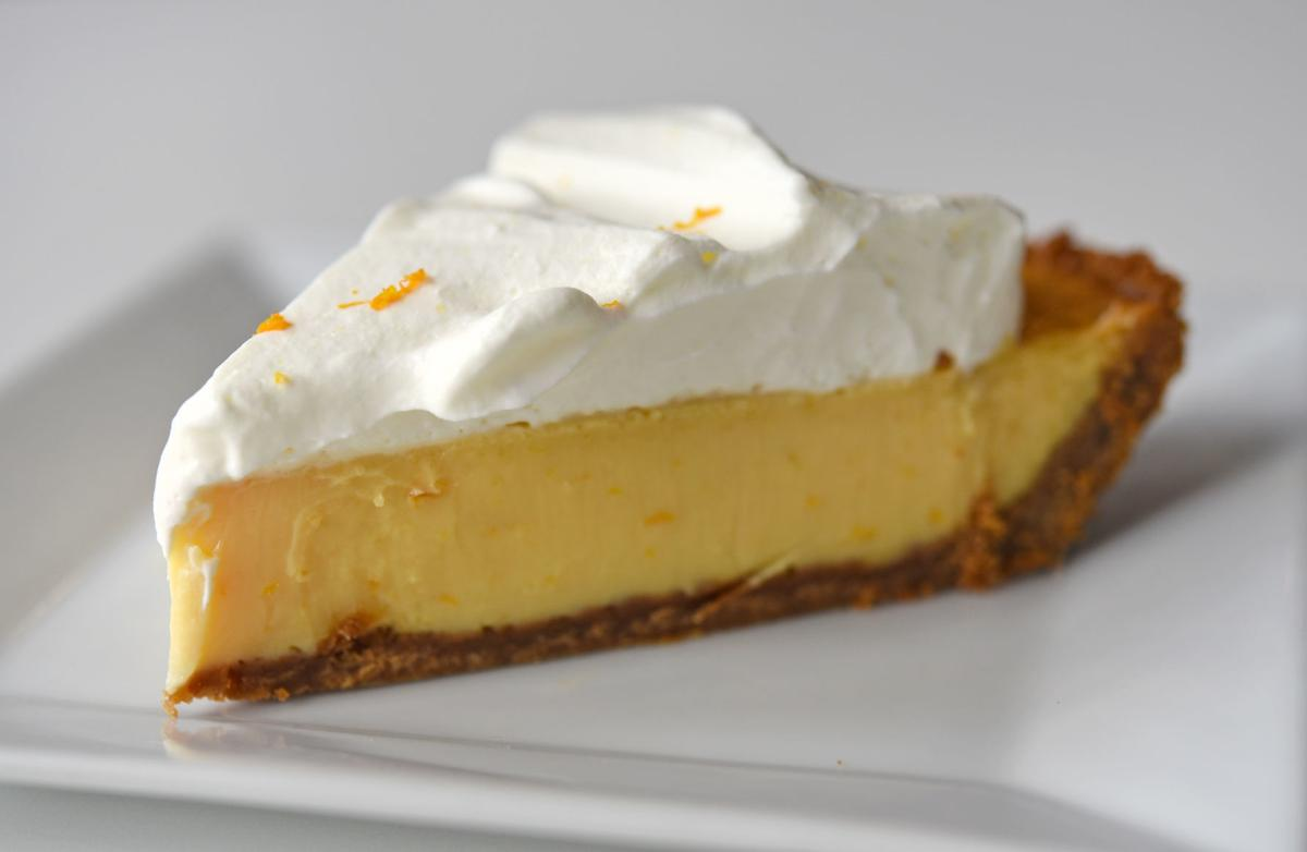 Orange Spice Pie