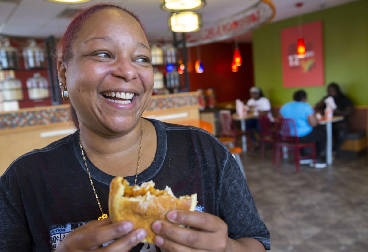 Chicken sandwich a hit at Popeyes