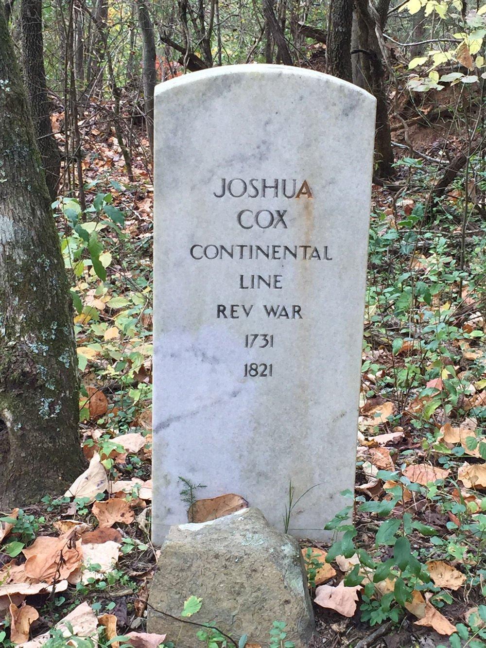 Joshua Cox