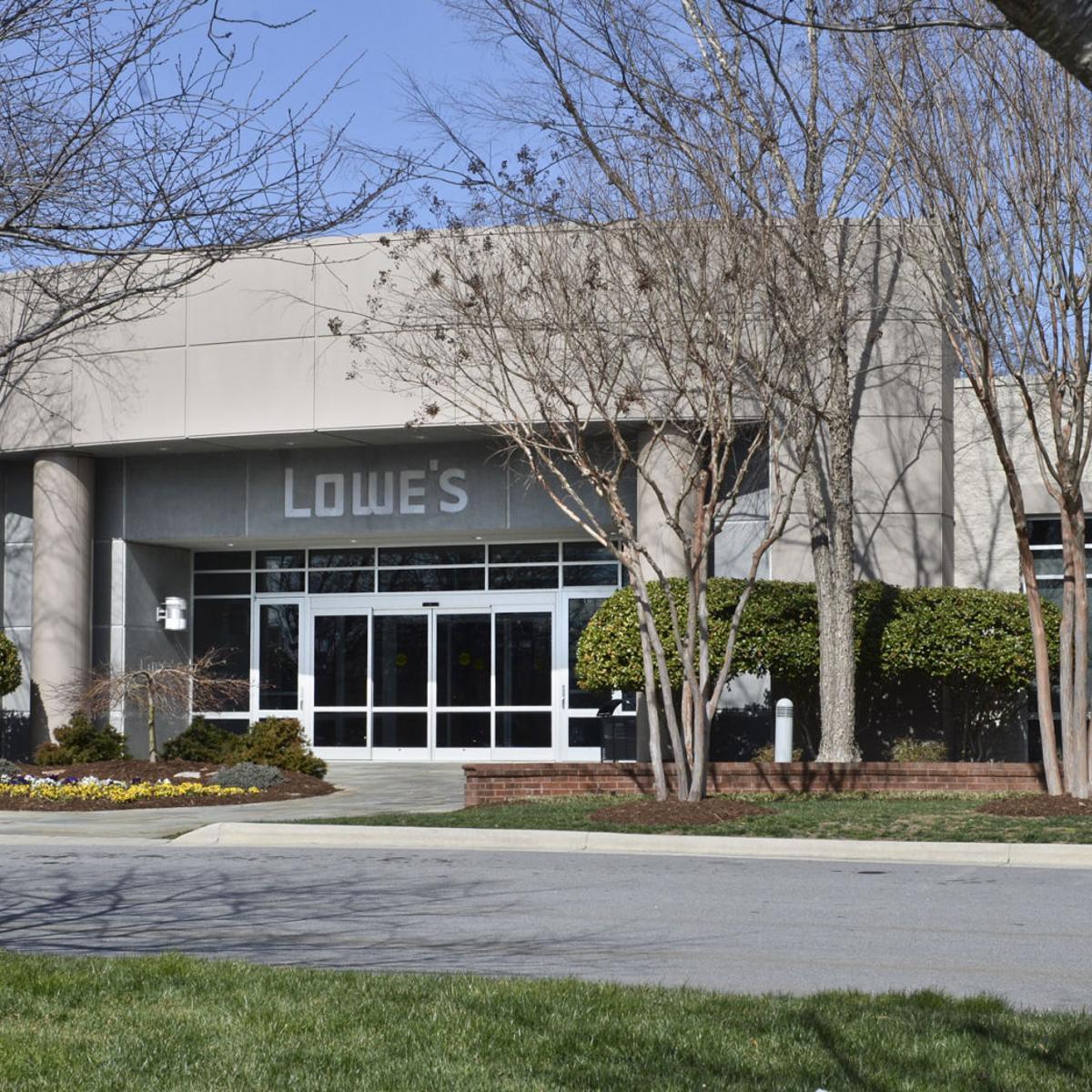 Lowe's plans 75 job cuts in Wilkesboro