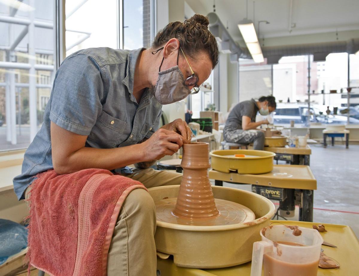 Sawtooth Pottery Studio