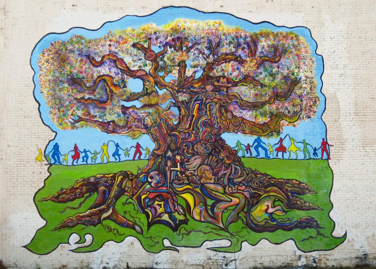 Tree at Last