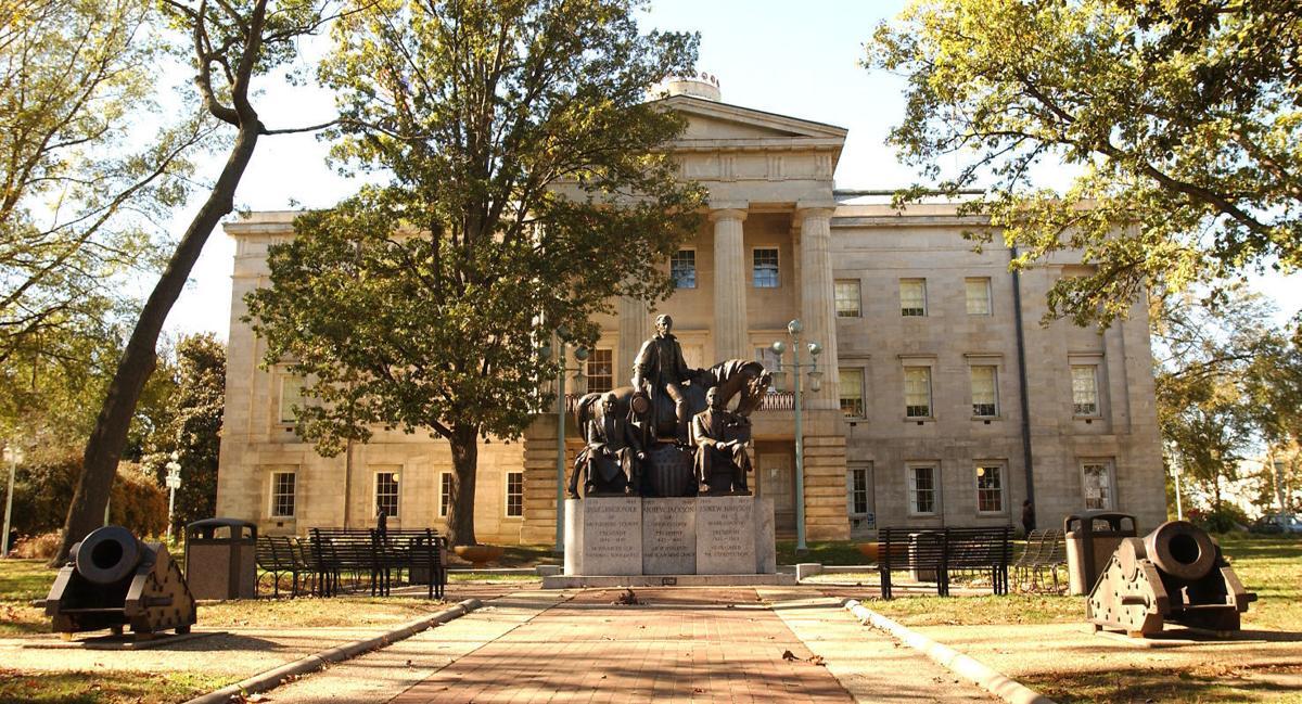 North Carolina Capitol