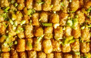 There's lots you can do with tots — tater tots, that is
