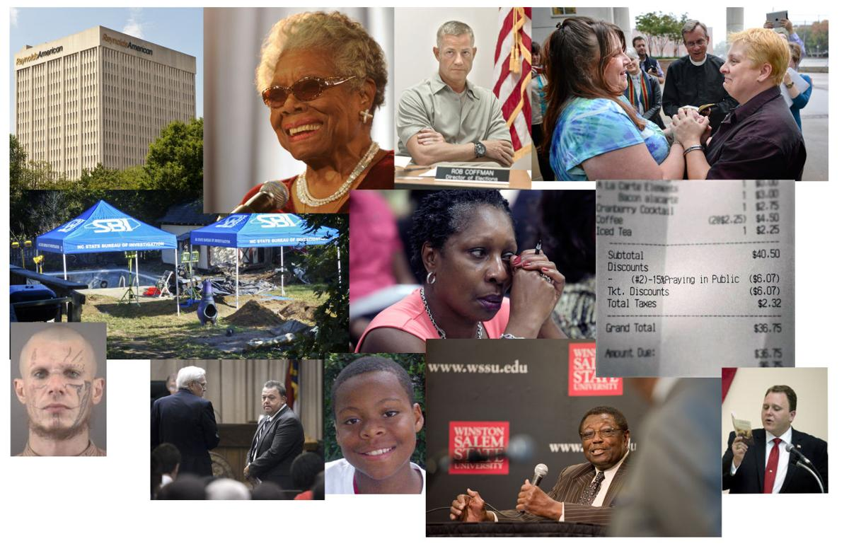 The stories that made news in Forsyth County in 2014   Local