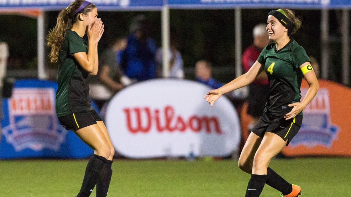 West Forsyth's Riley Terry finds escape on the soccer field