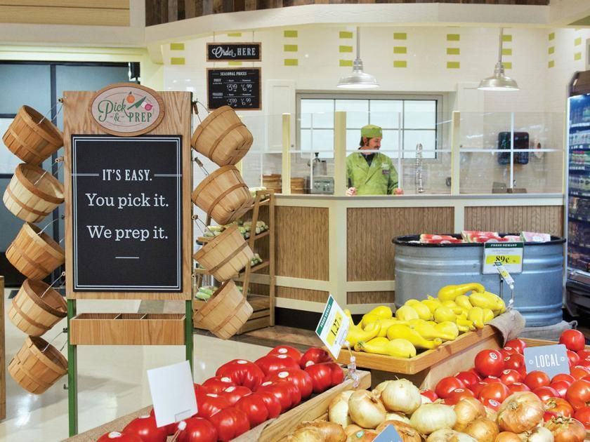 Revamping Lowes Foods Winston Salem Monthly Journalnow