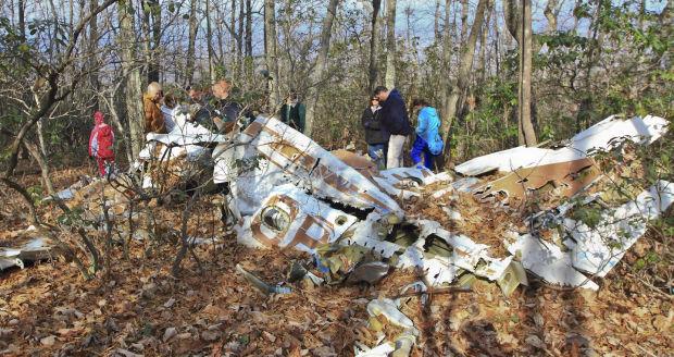 Remembering 1963 Hanging Rock Plane Crash Galleries