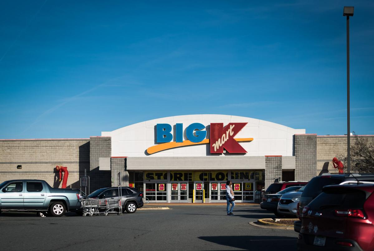 Kmart Closing in Clemmons