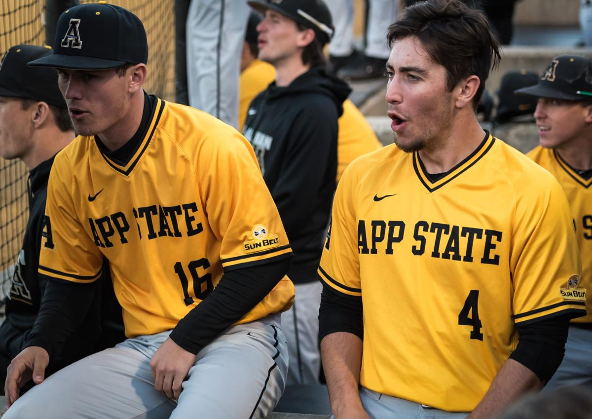 Appalachian State Wake Forest Baseball