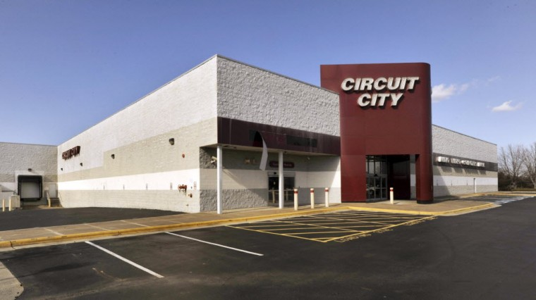 Self Storage Company Could Go In Former Circuit City Store On Hanes