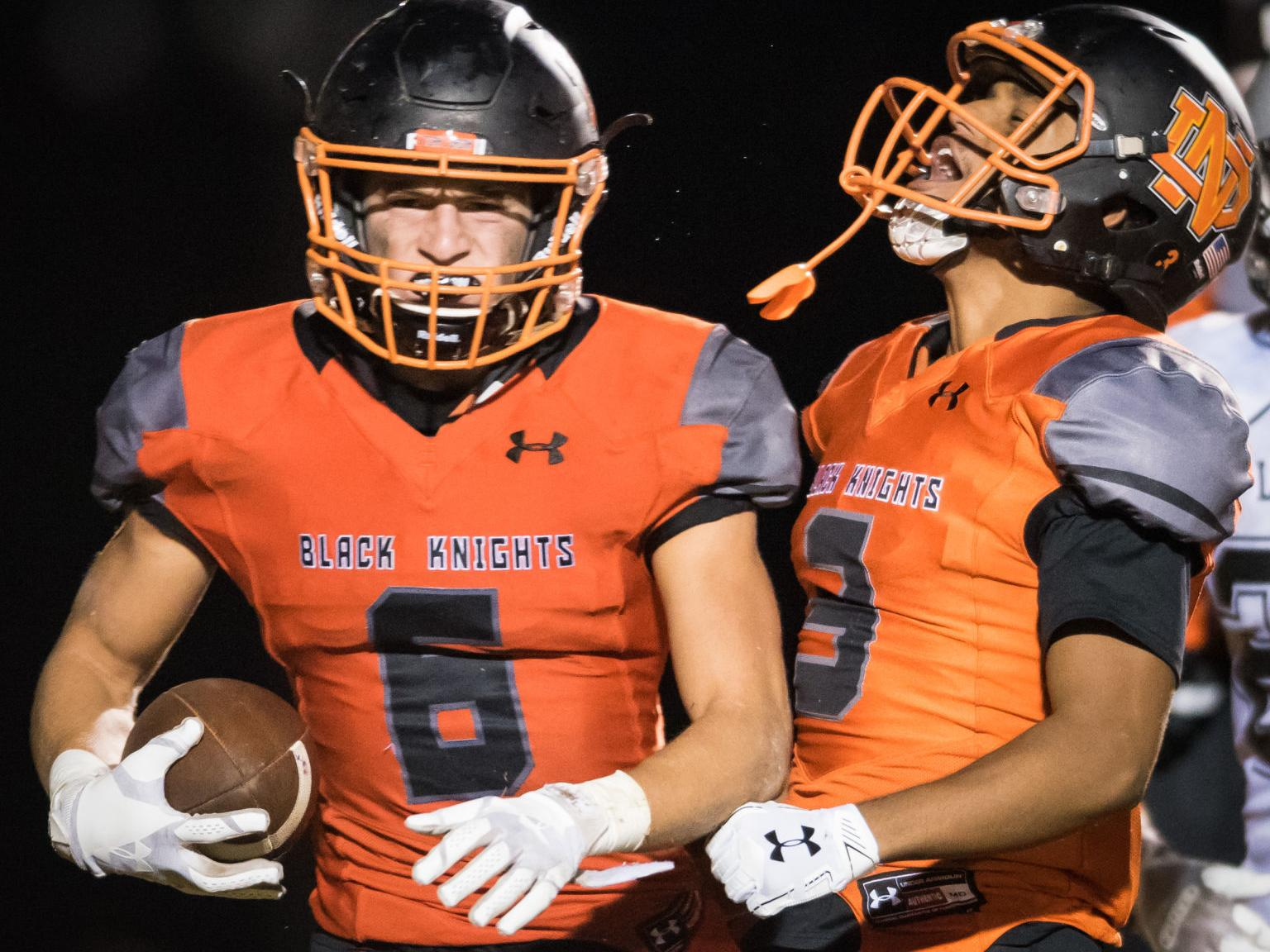 North Davidson, Shelby meet in Class 2-AA state football championship game after hurdling 'the hump'