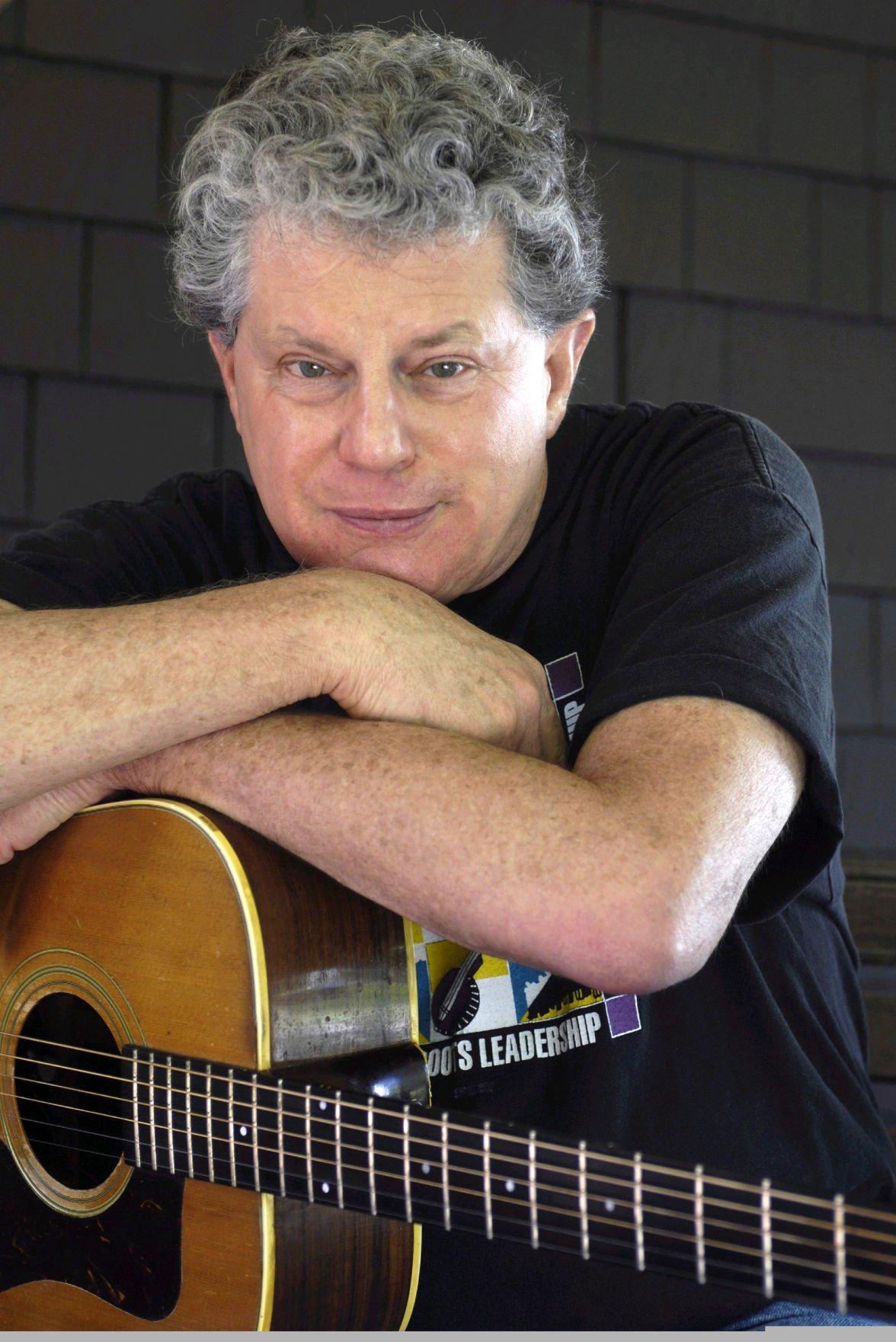 Concert, project showcase unrecorded works of Charlotte folk singer
