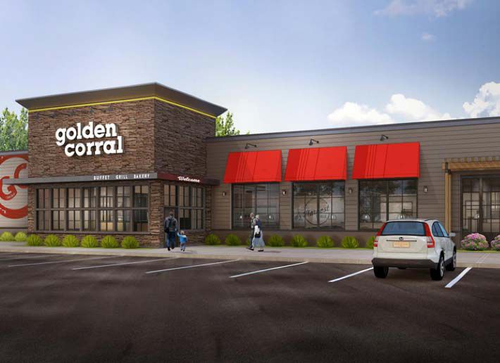 Dec 21,  · Golden Corral today opened its prototype for new stores with a newly built restaurant in Greensboro where it this summer had demolished an existing site. For .