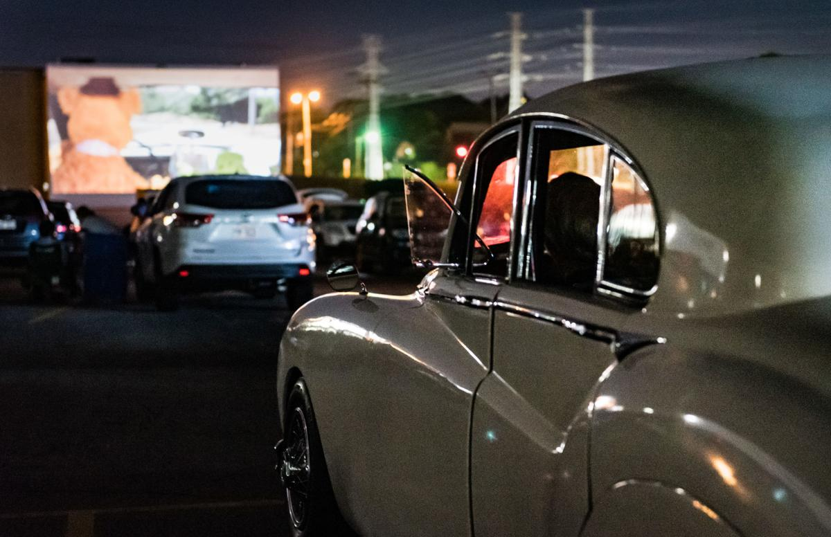 Marketplace Drive-In Cinema Grand Opening