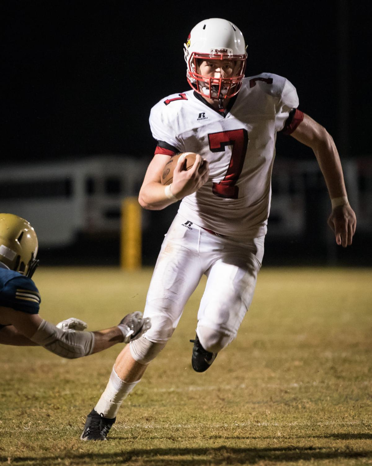 Bishop McGuinness East Surry Football
