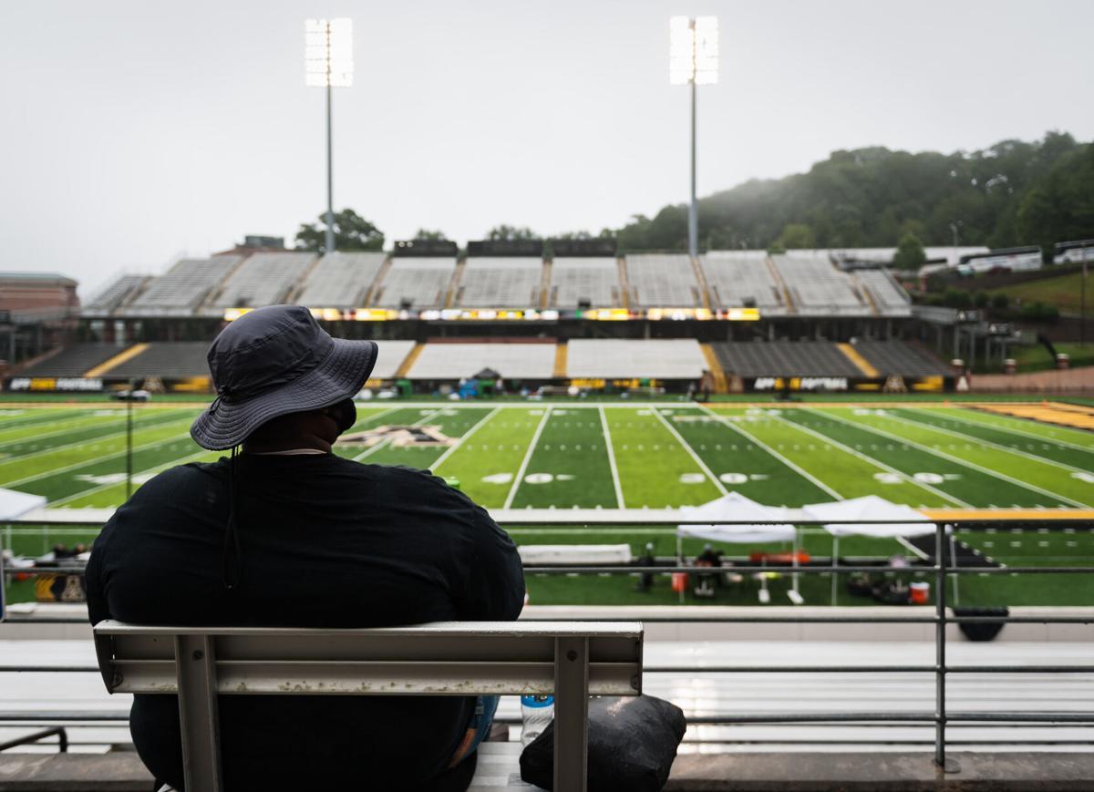 Appalachian State UNC Charlotte Football
