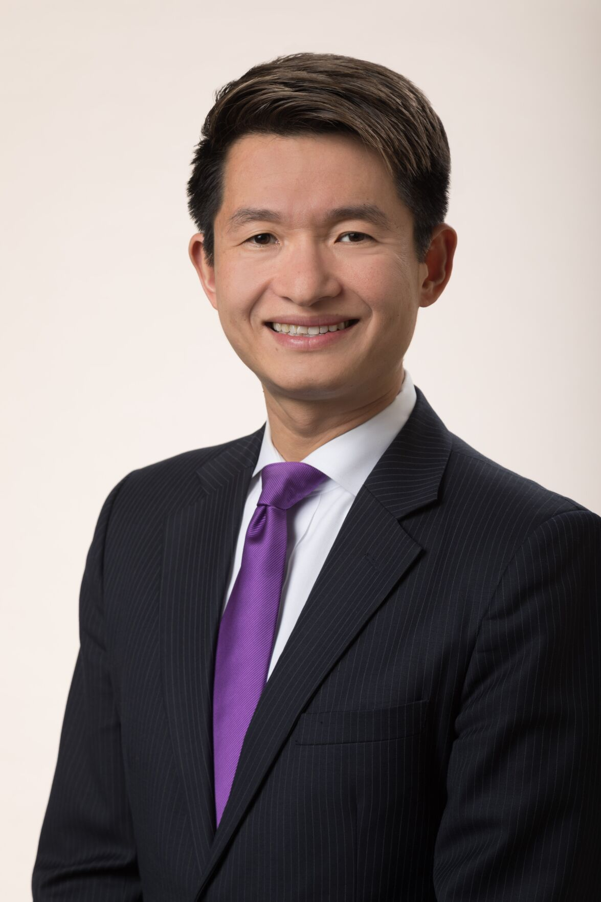 Christopher Chung, chief executive officer of the Economic Development Partnership of North Carolina