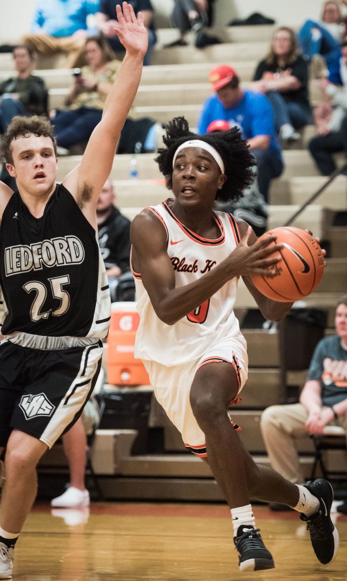 North Davidson Ledford Boys Basketball