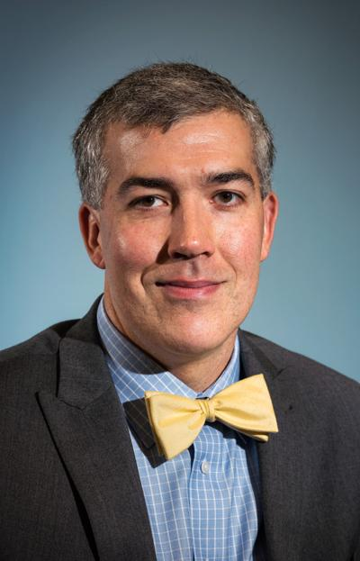 Forsyth County Public Health Director Joshua Swift