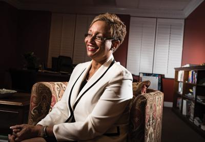 WSFCS Superintendent Angela P. Hairston