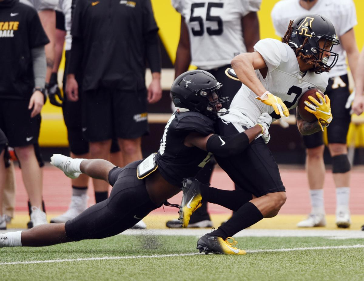 Appalachian State spring scrimmage