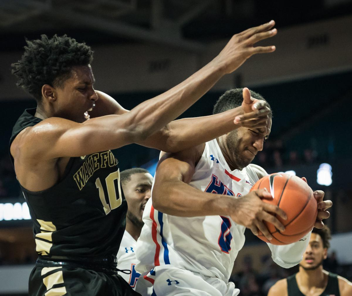 Wake Forest Houston Baptist Men's Basketball