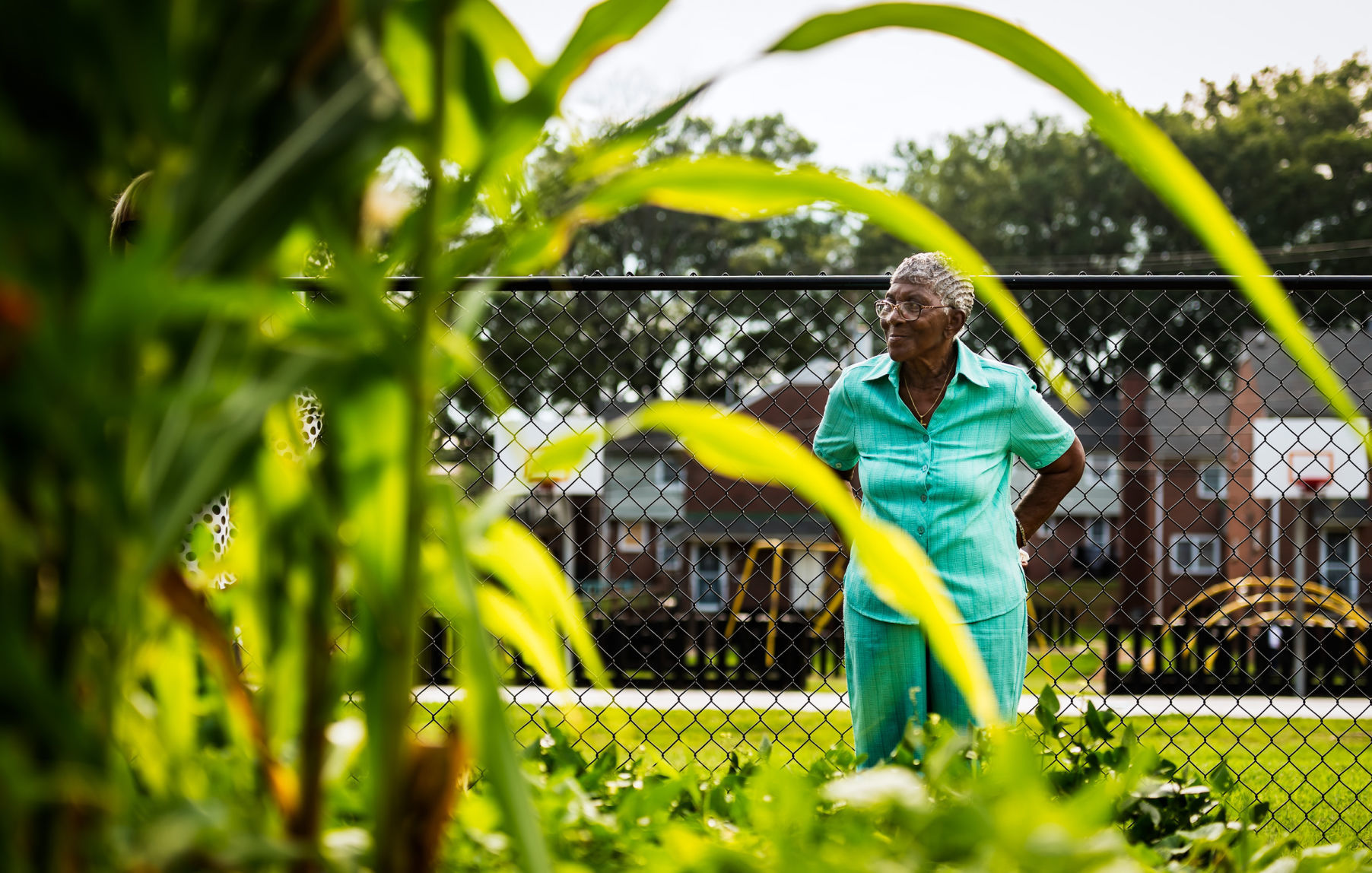 Mattie Young And The Cleveland Avenue Community Garden
