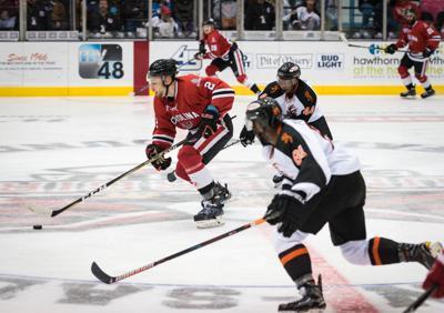 Thunderbirds Danville Dashers Hockey