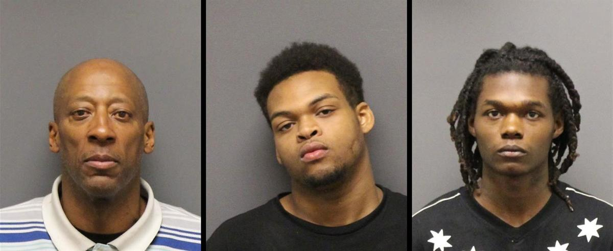Greensboro police arrest 3 in drug raids at two homes