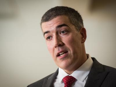 Forsyth Public Health Director Joshua Swift