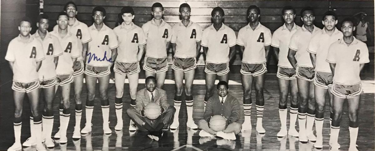 1969 Atkins High School basketball team