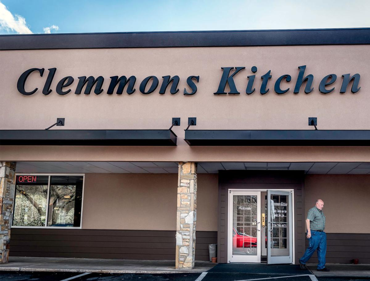 the pie is ready landmark clemmons restaurant marks 40 years - Clemmons Kitchen