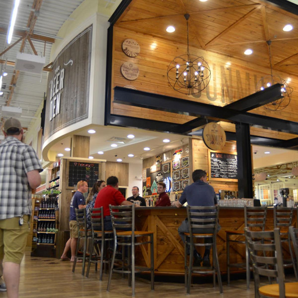Sippin' and Shopping at The Beer Den | Winston-Salem Monthly