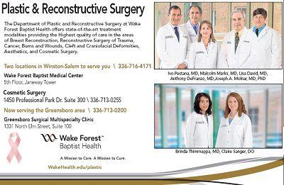 WFBH Plastic & Reconstructive Surgery