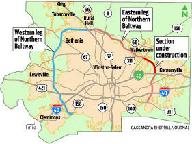 NC Supreme Court rules in favor of Northern Beltway landowners ...