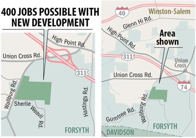 Up to 400 jobs possible with new development | Local News