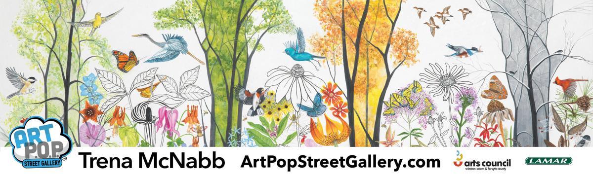 ArtPop The Four Seasons Trena McNabb