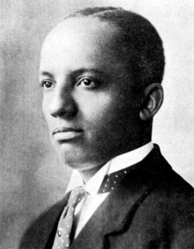 How the founder of Black History Month rebutted white racism in a forgotten manuscript