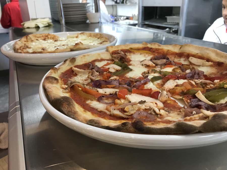 New Greensboro Restaurant Offers Wood Fired Pizza And Peruvian En