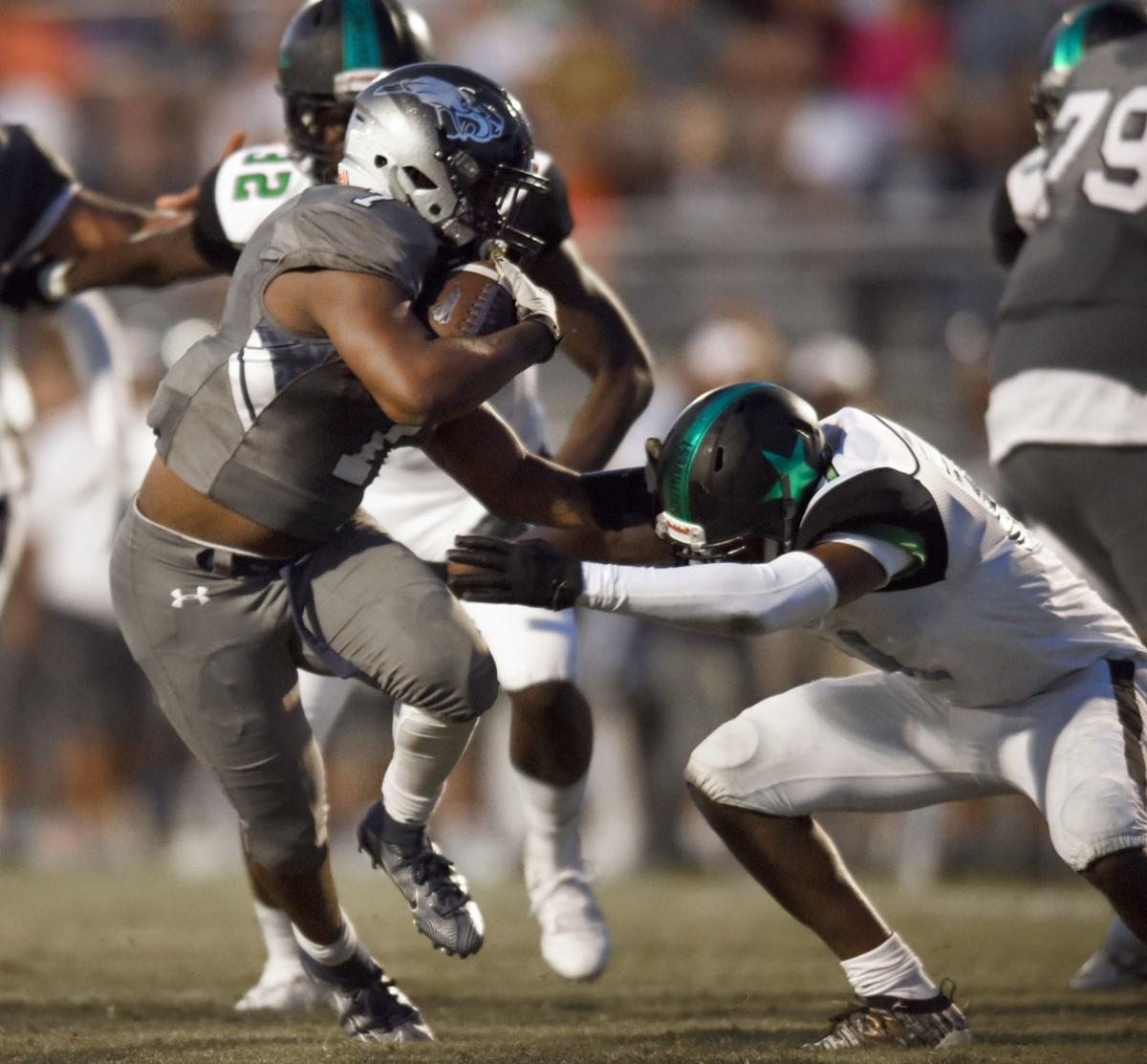 East Forsyth v. SW Guilford football (copy)