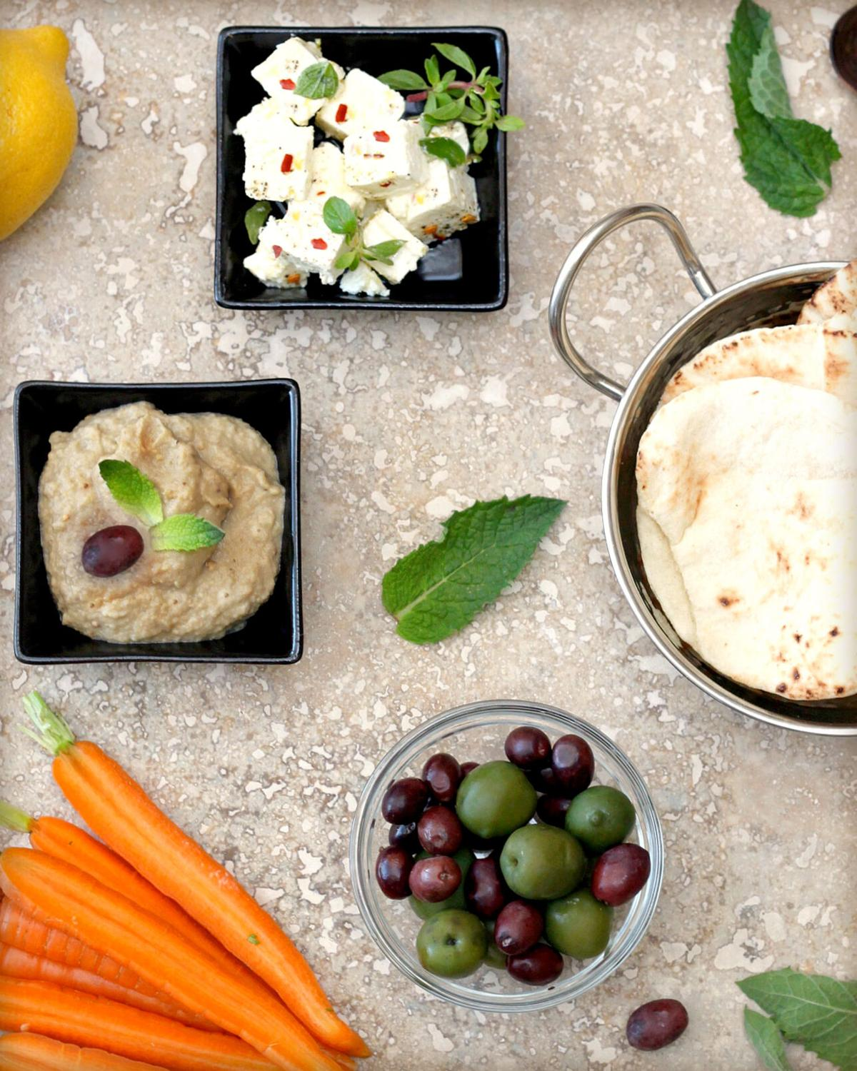 TasteFood: Mediterranean mezze represent a tasty way to start a meal |  Dining | journalnow.com